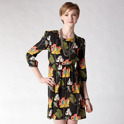 FOSSIL® Clothing Dresses:Womens Jerri Dress WC4923