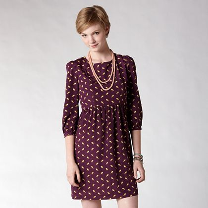 FOSSIL® Clothing Dresses:Womens Jerri Dress WC4934