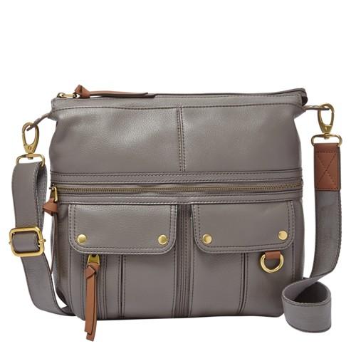 Fossil Morgan N/S Top Zip Zb4799554 Handbag