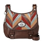 Fossil Maddox Flap Zb5328 Handbag at Fossil