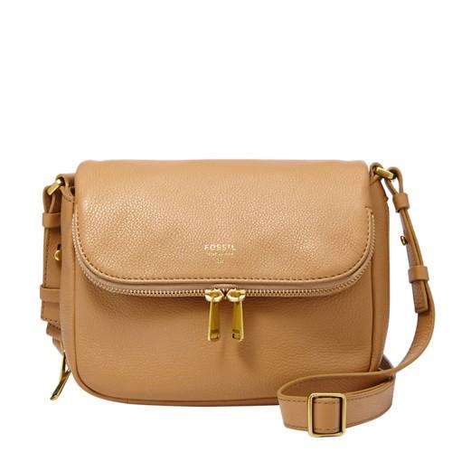 Fossil Preston Small Flap Zb5873251 Handbag