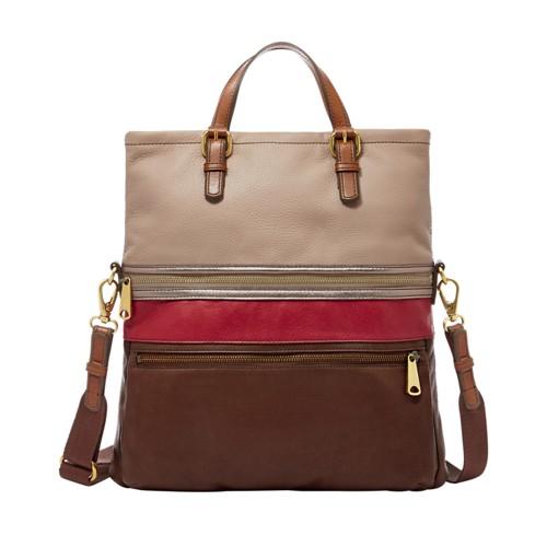Fossil Explorer Tote Zb5937995 Handbag