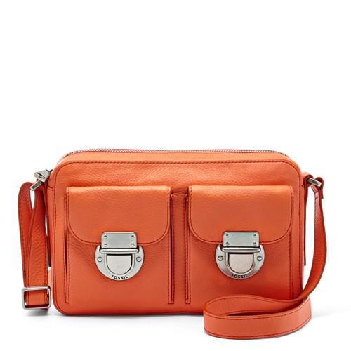 Fossil Riley Top Zip Zb6451971 Handbag