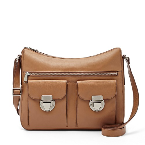 Fossil Riley Hobo Zb6453235 Handbag
