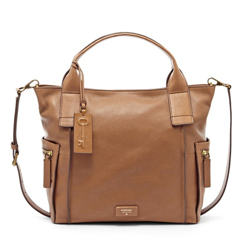 Fossil Emerson Satchel Zb6458235 Handbag