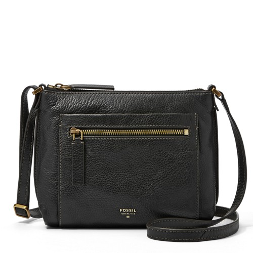 Fossil Vickery Crossbody Zb6465001 Handbag