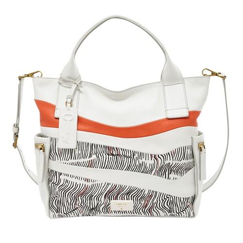 Fossil Emerson Satchel Zb6522935 Handbag