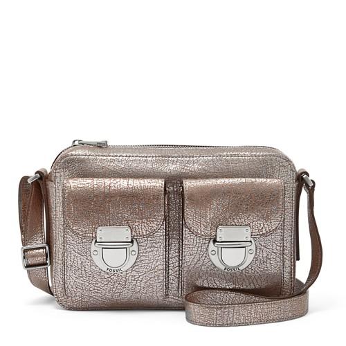 Fossil Riley Top Zip Zb6527839 Handbag