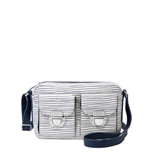 Fossil Riley Top Zip Zb6543126 Handbag