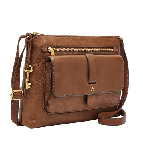 Fossil Kinley Crossbody Zb6750200 Handbag