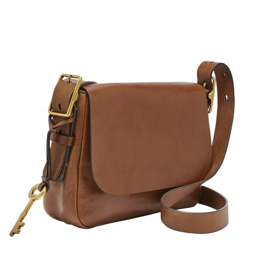 Fossil Harper Small Saddle Crossbody ZB6759200