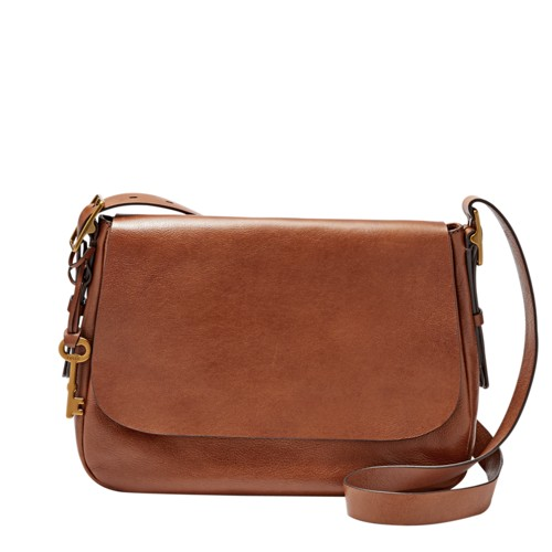 Fossil Harper Large Saddle Crossbody ZB6760200