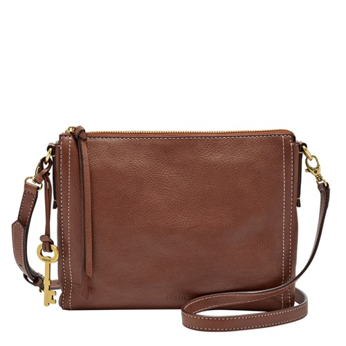 e26d84698 Brown Handbags And Brown Leather Handbags - Fossil