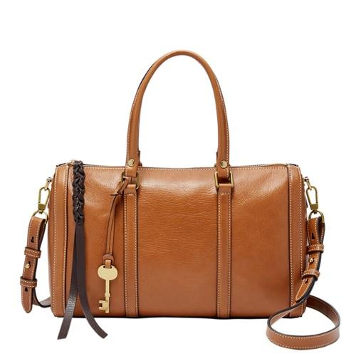 Fossil Kendall Satchel Zb7105216 Handbag