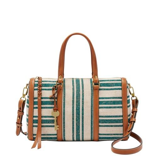 Fossil Kendall Satchel Zb7223320 Handbag