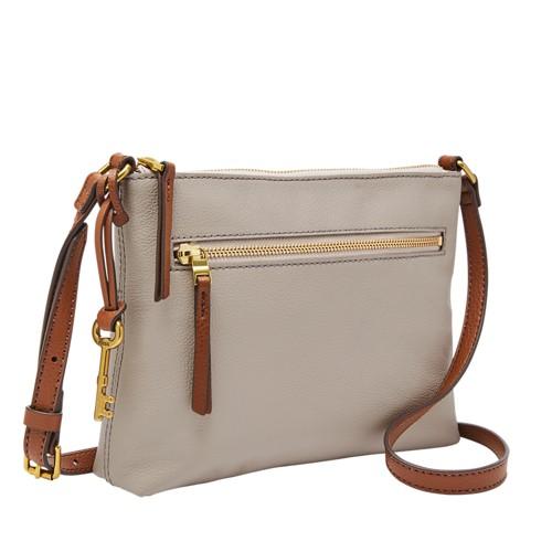Fossil Fiona Ew Crossbody Zb7266055 Handbag