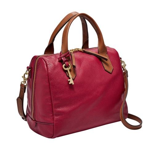 Fossil Fiona Satchel Zb7268672 Handbag