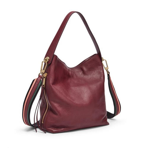 Fossil Maya Small Hobo Zb7285607 Handbag