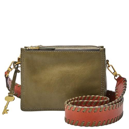 Fossil Campbell Crossbody Zb7375382 Handbag