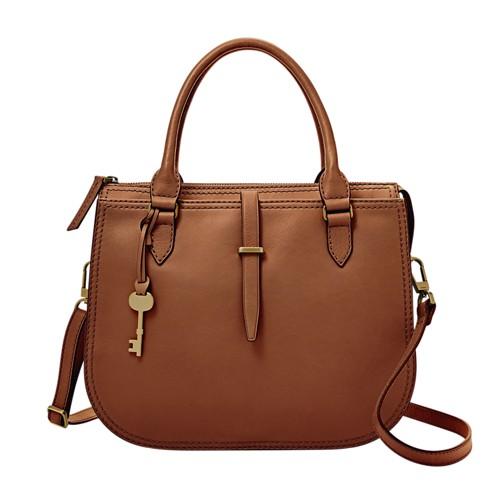 Fossil Ryder Satchel Zb7412200 Handbag
