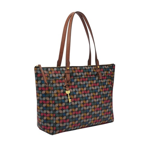 Rachel Tote with Zipper ZB7446016