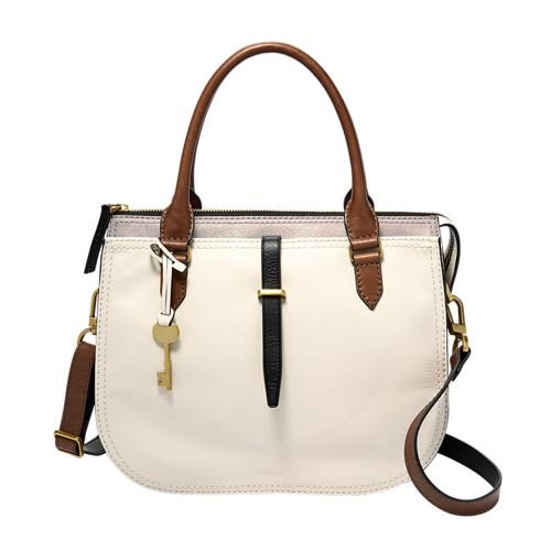 Fossil Ryder Satchel Zb7482994 Handbag