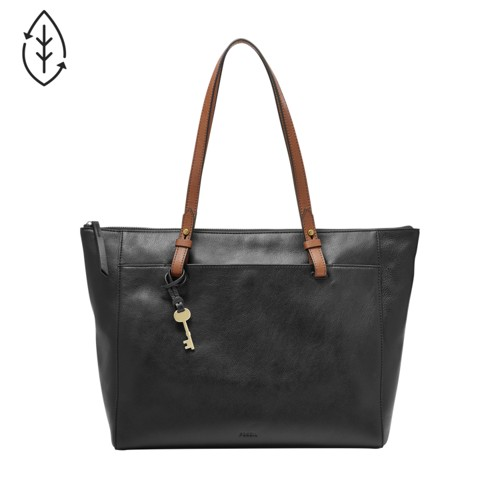 Fossil Rachel Tote Zb7507200 Color: Brown