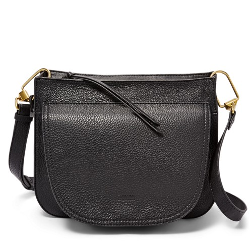 Fossil Camden Crossbody Zb7569001 Color: Black