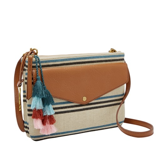 Fossil Devon Crossbody ZB7718101