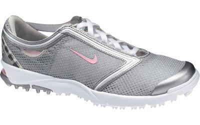 Nike Women's Air Summer Lite III Golf Shoe - Silver