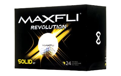 Shopping Dudes Hot Deal for: Maxfli Revolution Solid XT Golf Balls