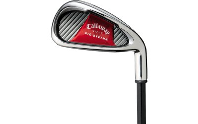 Callaway Big Bertha 2008 Men's Iron Set