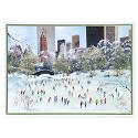 Skaters in Central Park