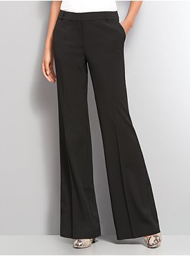 The 7th Avenue Wide Leg Pant - Tall