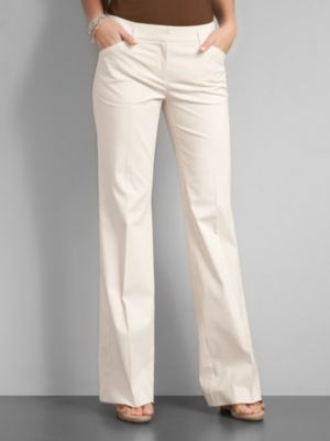 City Stretch Narrow Stripe Pants - Tall