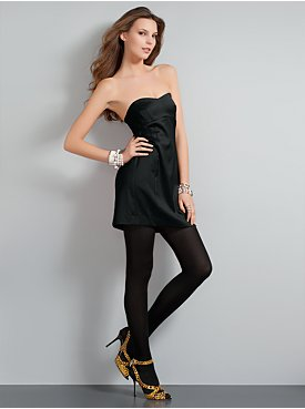 New York  & Company - View All - Strapless Mini Dress