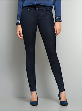 Super Soft Stretch Jean Legging - Rinse Wash