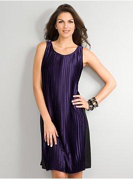 New York & Company: City Style A-Line Dress
