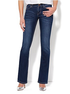 Bootcut Jean - Dark Tide Wash - Tall