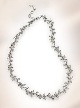 New York & Company: City Bright Collection - Flower Necklace