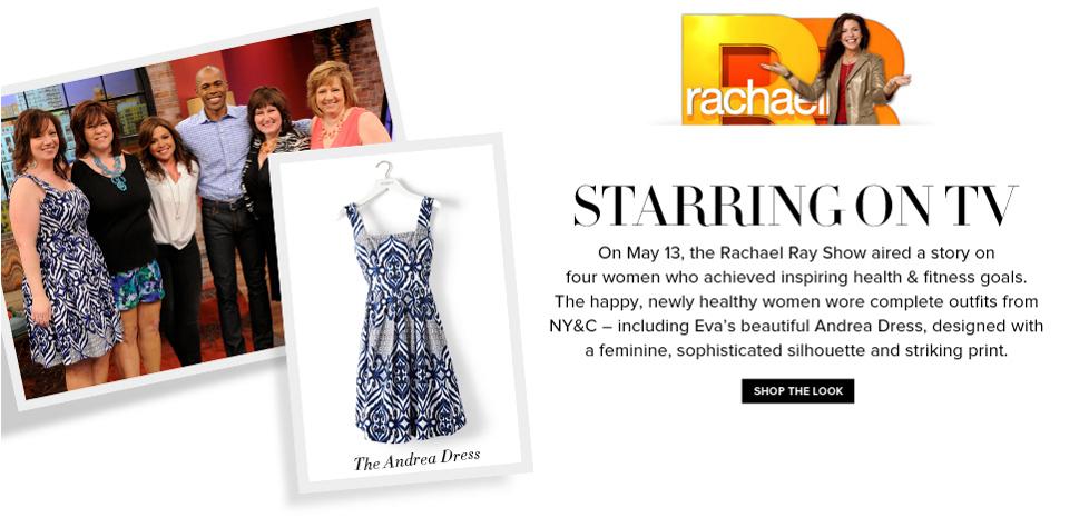Starring on TV - New York & Company