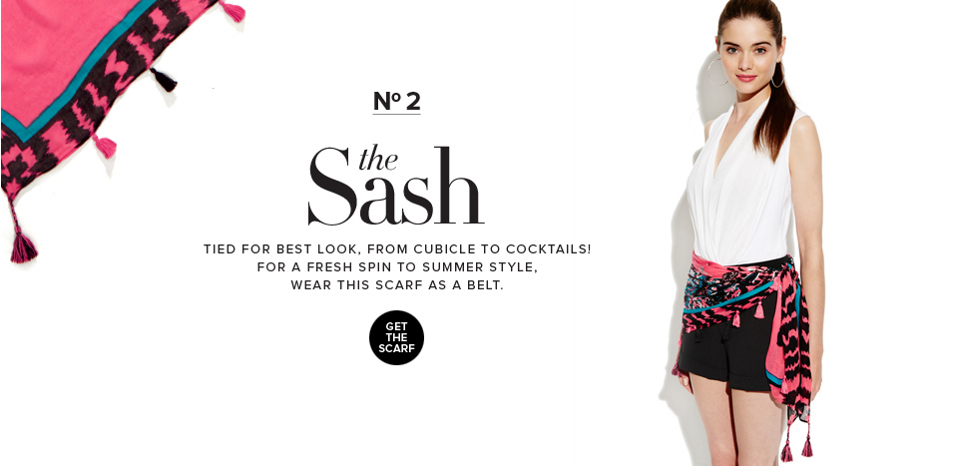 The Sasha - New York & Company