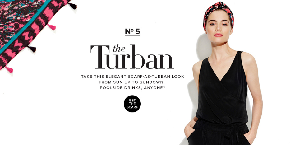 The Turban - New York & Company