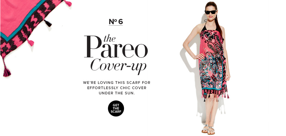The Pareo Cover-Up - New York & Company