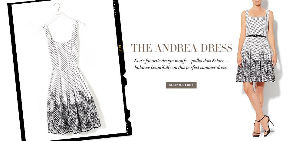 Andrea Dress - New York & Company