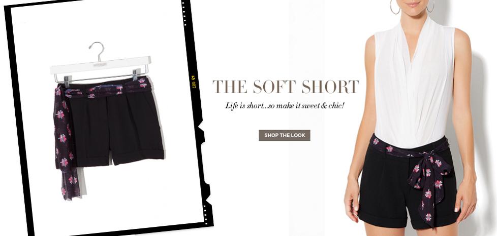 Soft Short - New York & Company