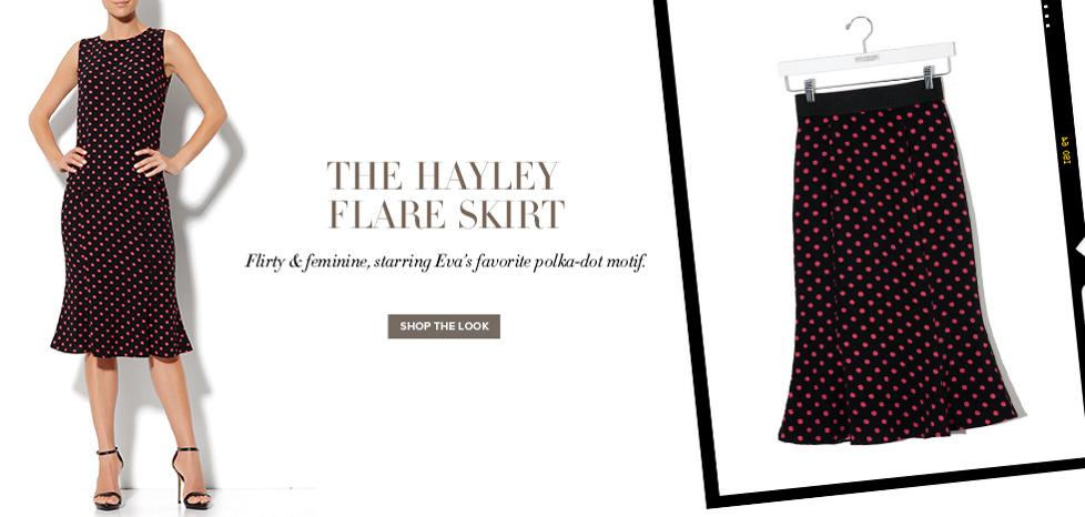 Hayley Flare Skirt - New York & Company