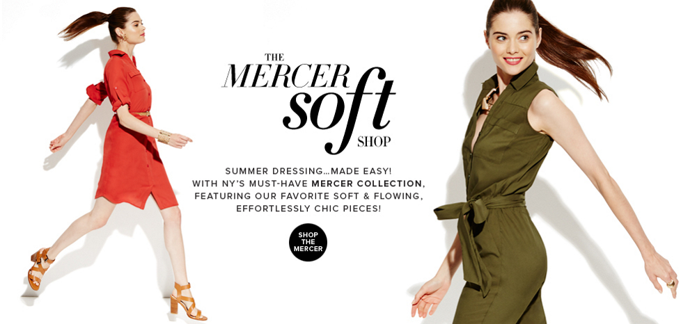 The Mercer Soft Shop - New York & Company