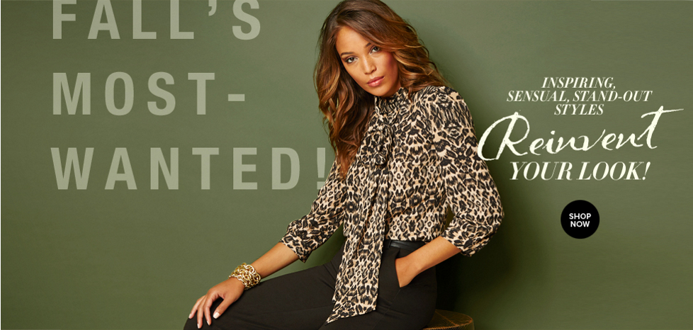 Fall's Most-Wanted! - New York & Company