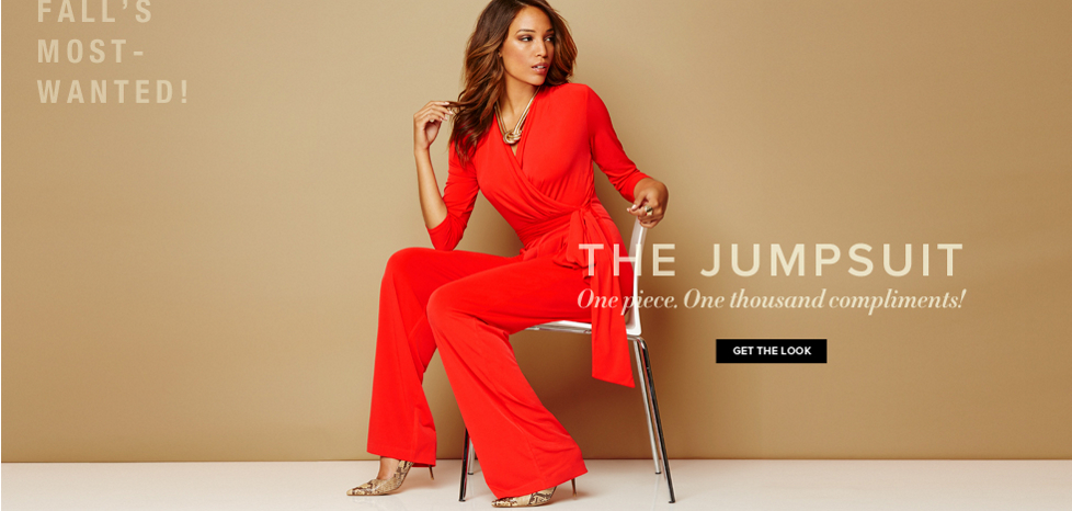 The Jumpsuit - New York & Company